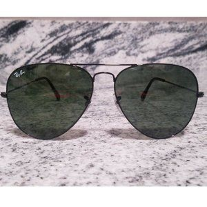 Ray-Ban Aviator originals Sunglasses RB 3026 58mm
